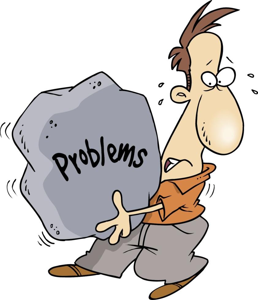 problem stone